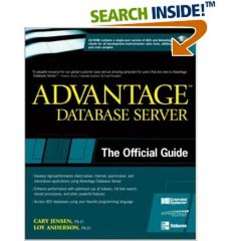 Advantage Database Server The Official Guide