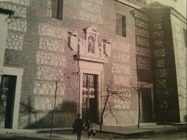 Fundación del Convento de Santa Clara