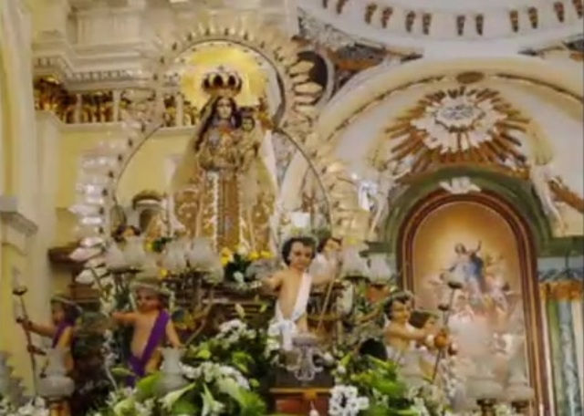 Fistas de Nuestra Señora del Rosario