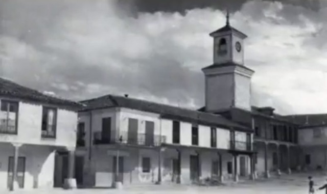 Construcción de la Torre del Reloj