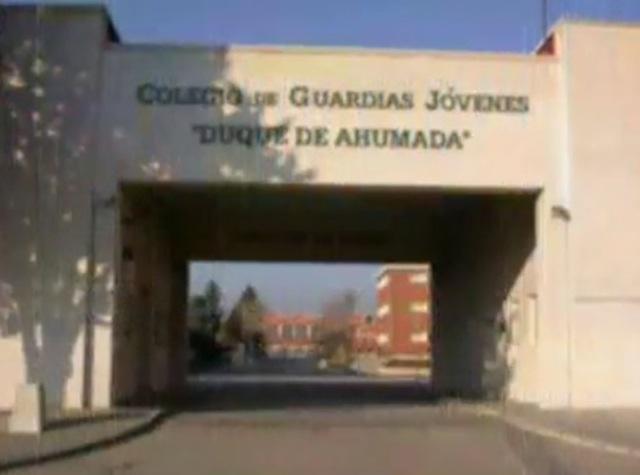 Traslado del Colegio de Guardias Jóvenes a las afueras del municipio
