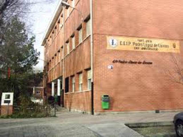 Colegio Pedro López de Lerena.