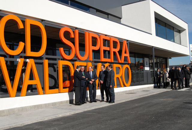 Centro deportivo Supera