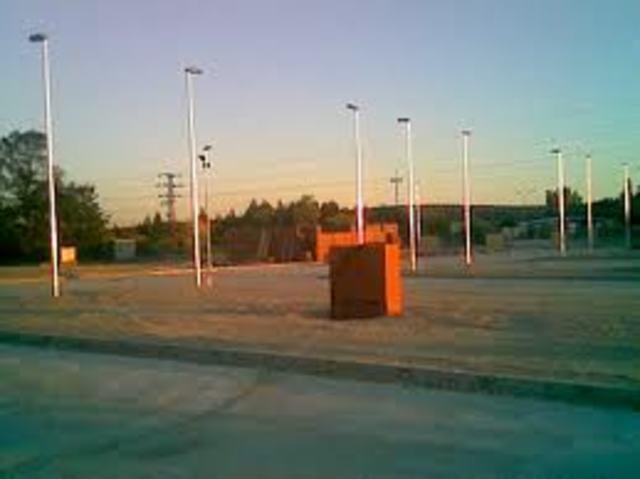 Translado del recinto ferial a las afueras del pueblo