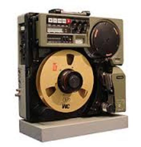 Los primeros VTR