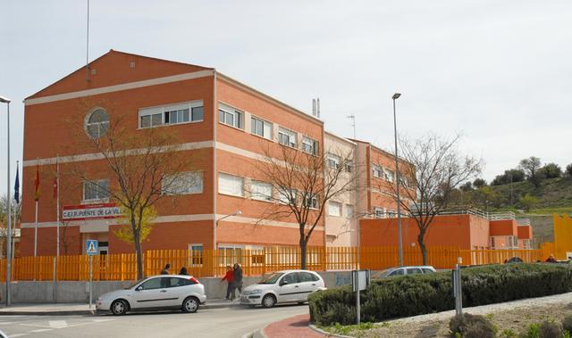 Colegio Fuente de la villa