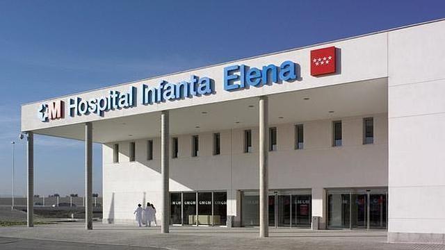 Apertura del Hospital Infanta Elena