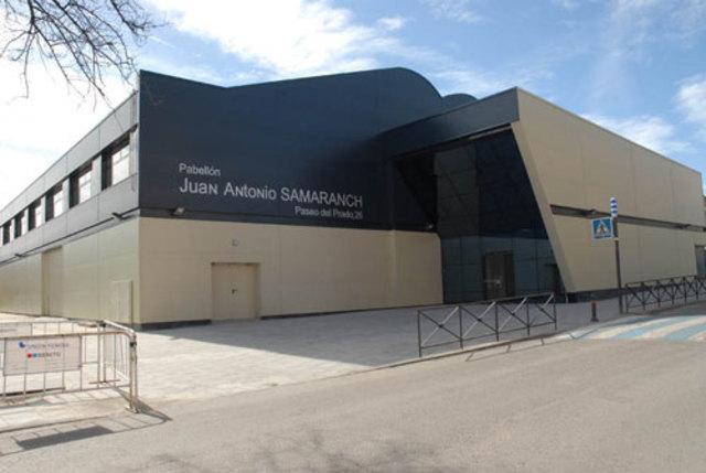 Complejo Deportivo Paseo del Prado.