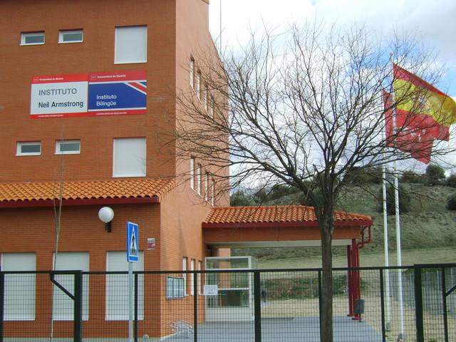 Instituto de Educación Secundaria Neil Amstrong.
