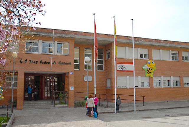Colegio Fray Pedro de Aguado.