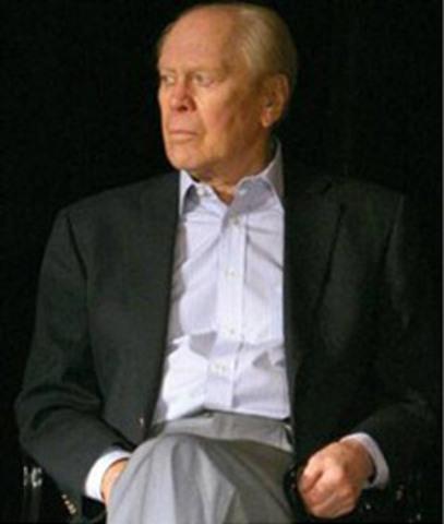 Gerald Ford Dies