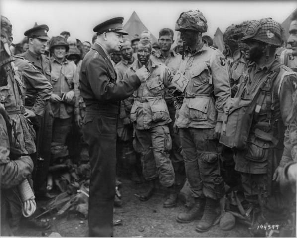 Eisenhower Invades Africa