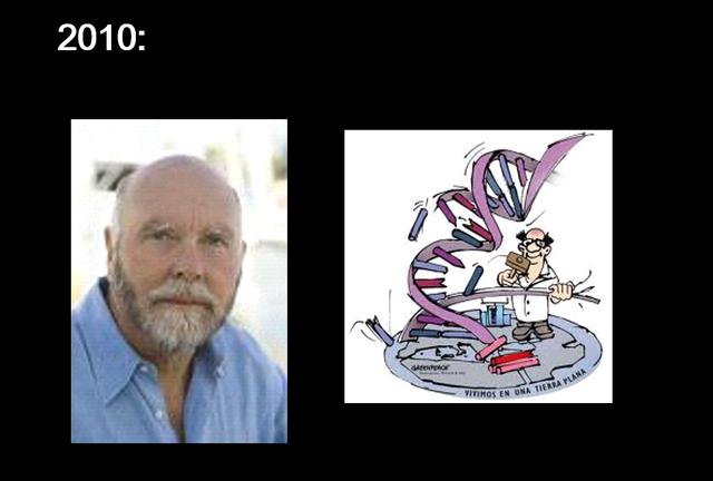 """CRAIG VENTER y su equipo anuncian en la revista Science la creación de la primera """"célula sintética""""."""