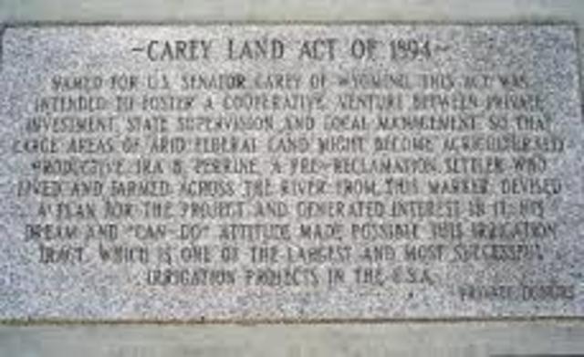 Carey Act