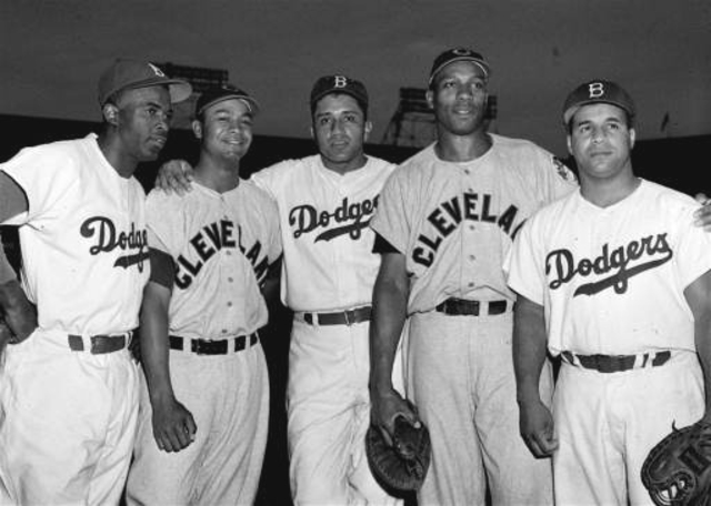African Americans in the MLB