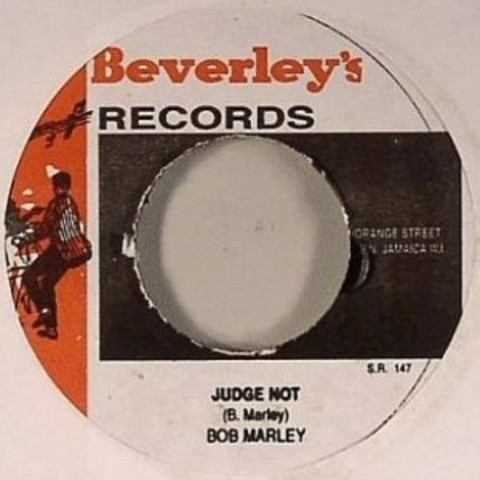 Bob Marley Records his First Song