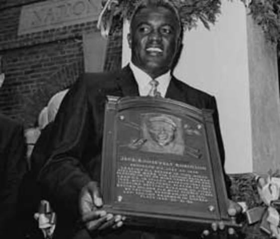 Jackie Robinson Hall of Fame