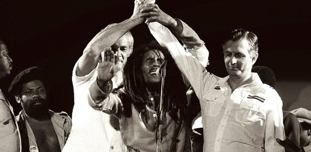 Marley Performs the One Love Peace Concert in Kingaton