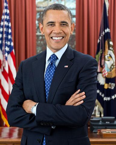 Barack Obama Inaugurated