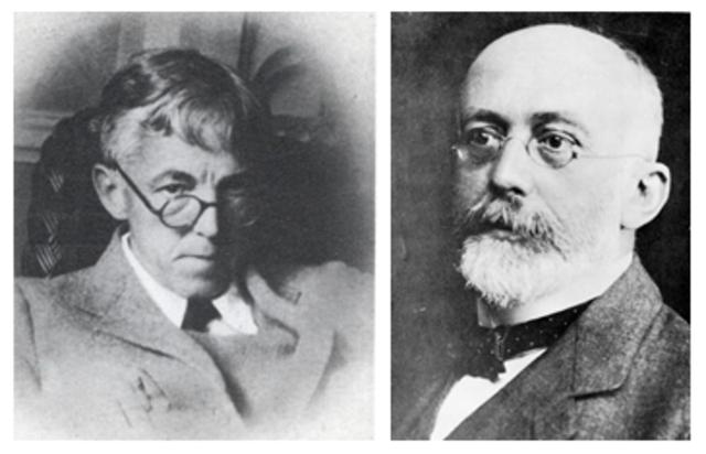 Hardy y Weinberg.