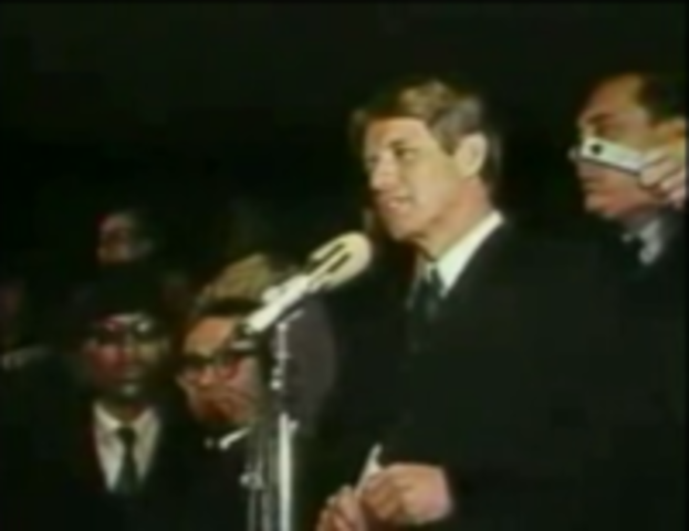 Robert Kennedy Speech in Indianapolis upon death of MLK