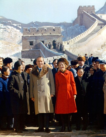 Ping Pong Diplomacy: Nixon's Trip to China