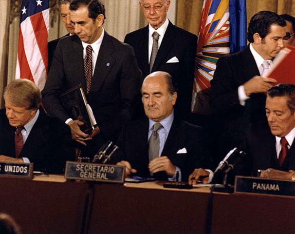 Panama Canal Treaties