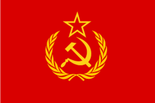 USSR Rises