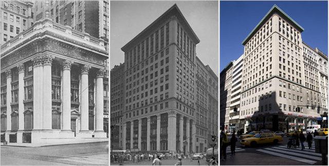 New York's Knickerbocker Bank Fails