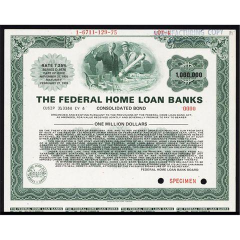Federal Home Loan Bank Act