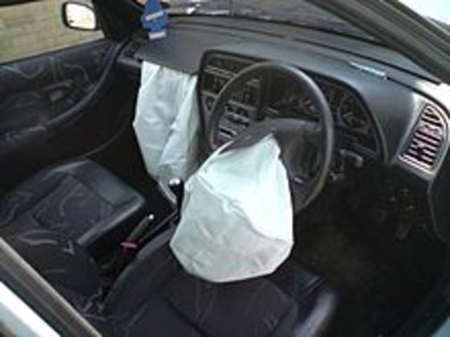 Air Bags Became Standard - Maya
