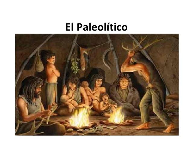 Paleolítico 7000ac.