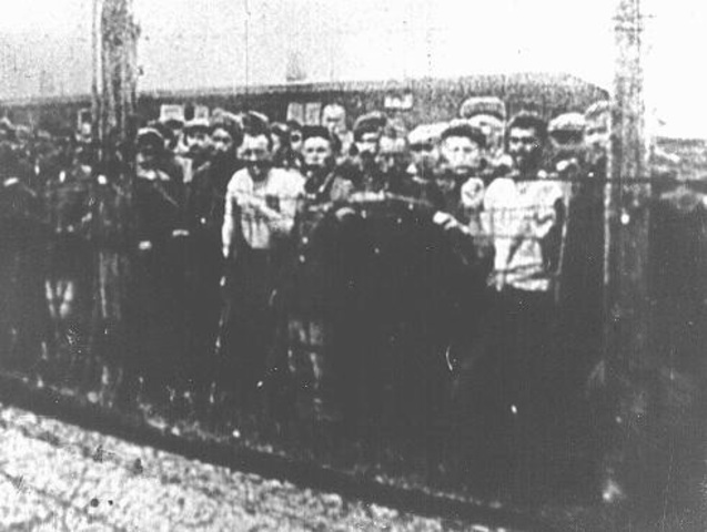 Liberation of Majdanek