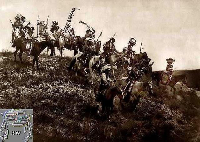 The Cheyenne Uprising