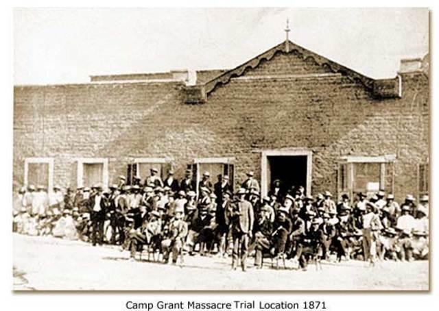 AZ Apache (Camp Grant) Massacre