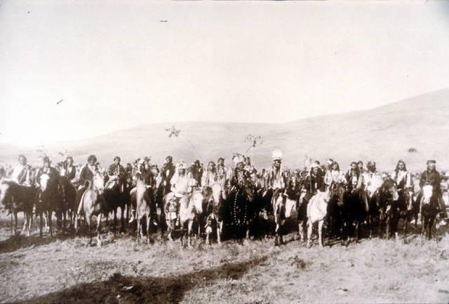 The Capture of Nez Perce (Nez Perce War)