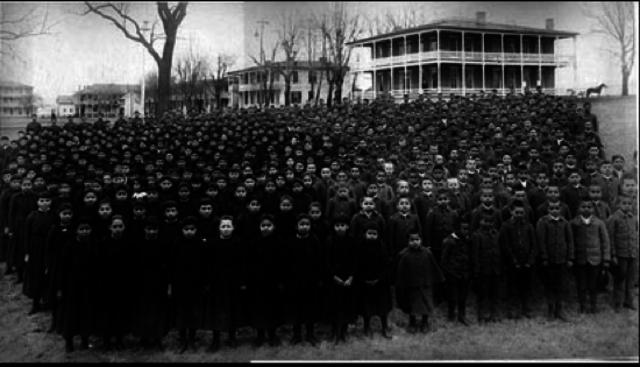 Pratt's Boarding School (Carlisle Indian Industrial School)