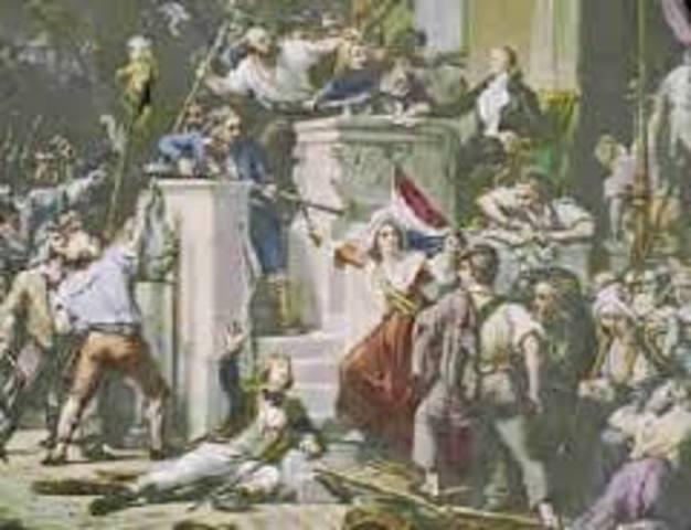 Defeat of the Austria