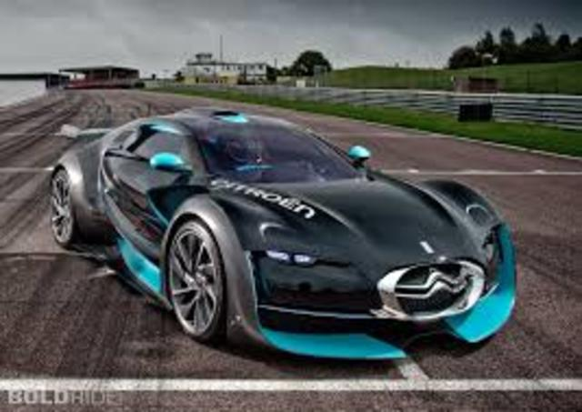 Mass Produced Car - Lidio