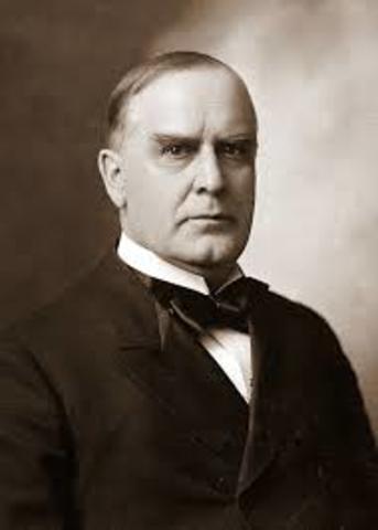William McKinley's Inauguration