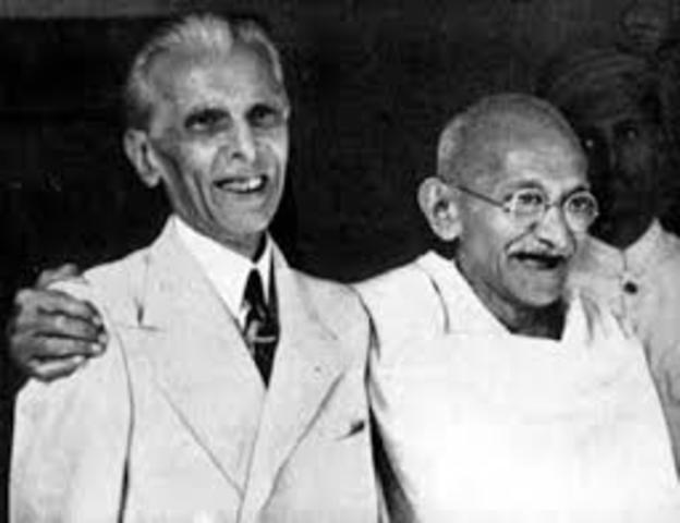 Gandhi and Smuts reach a agrrement.