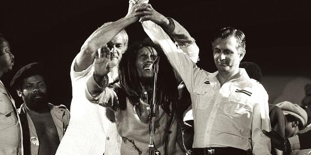 Bob Marley and his legacy