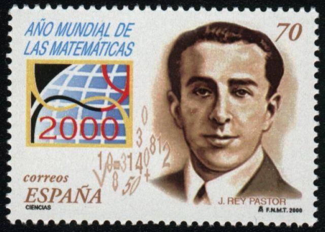 Julio Rey Pastor