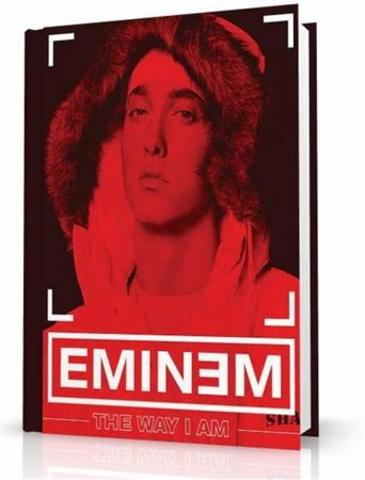 Eminem releases autobiography