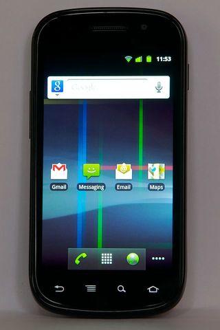 Primer teléfono con NFC