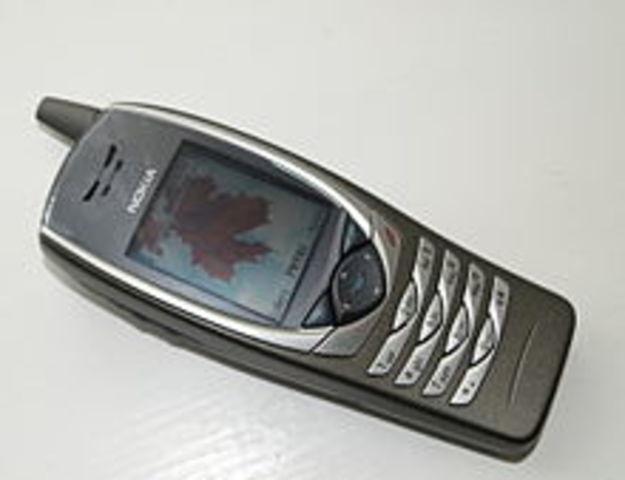 Primer Teléfono 3G