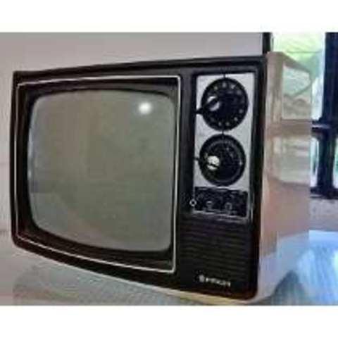 EL PRIMMER TV DE MI FAMILIA
