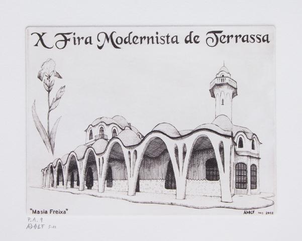 Masia Freixa (Terrassa)