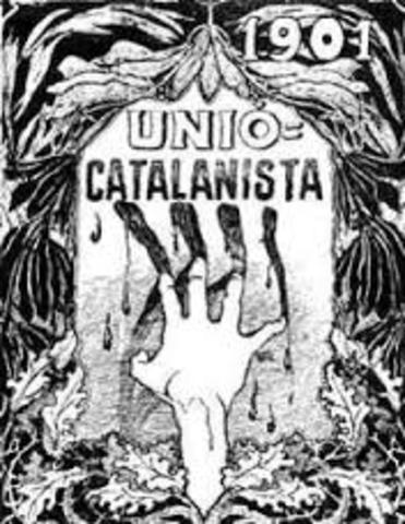 Creació de la Lliga Regionalista