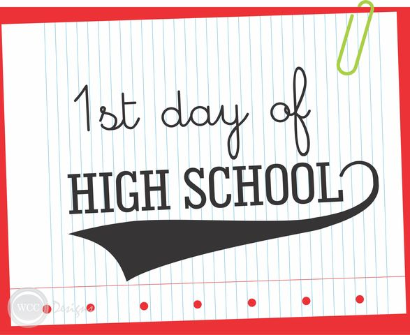 Started High School